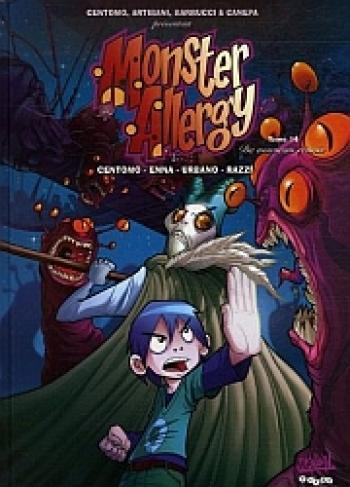 Couverture de l'album Monster Allergy - 14. De nouveau réunis