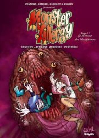 Couverture de l'album Monster Allergy - 17. Le retour des dompteurs