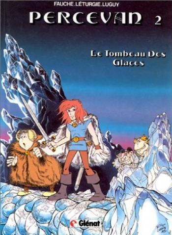 Couverture de l'album Percevan - 2. Le Tombeau des glaces