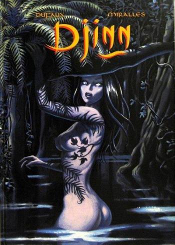 Couverture de l'album Djinn - INT. Pipiktu - Fièvres