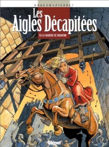 Couverture de l'album Les Aigles décapitées - 8. La Marque de Nolwenn