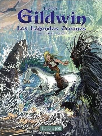 Couverture de l'album Gildwin - 1. Les légendes océanes