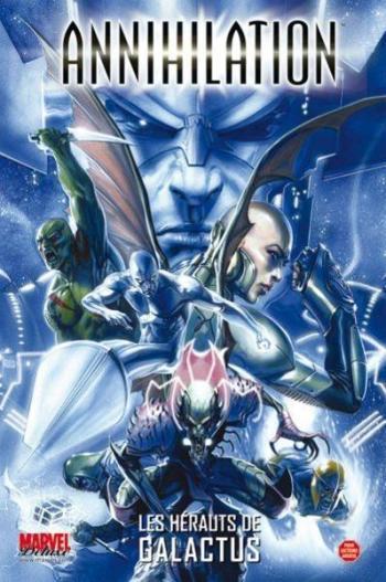 Couverture de l'album Annihilation - 2. Les hérauts de Galactus