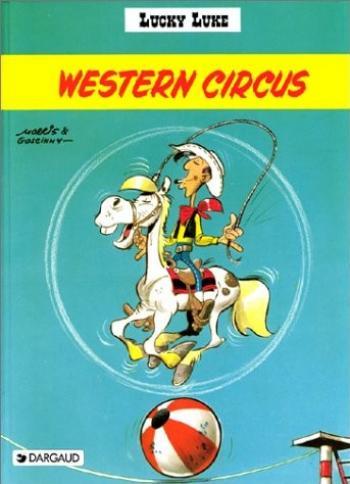 Couverture de l'album Lucky Luke - 36. Western Circus
