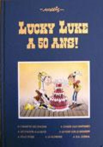 Couverture de l'album Lucky Luke - HS. Lucky Luke à 50 ans