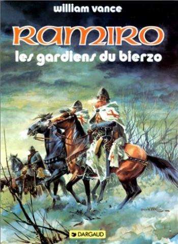 Couverture de l'album Ramiro - 5. Les Gardiens du Bierzo