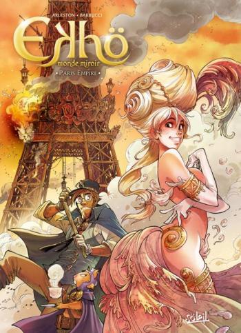 Couverture de l'album Ekhö monde miroir - 2. Paris Empire