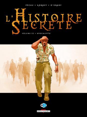 Couverture de l'album L'Histoire secrète - 32. Apocalypto