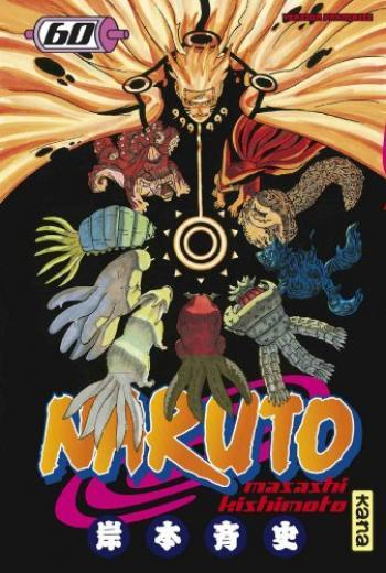 Couverture de l'album Naruto - 60. Tome 60