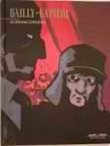 Couverture de l'album Agadamgorodok (One-shot)