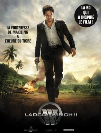 Couverture de l'album Largo Winch - HS. Largo Winch Diptyque Film
