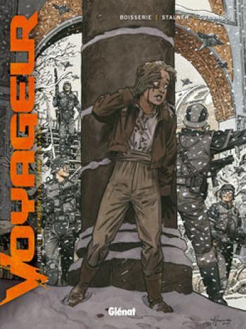 Couverture de l'album Voyageur - 2. Futur 2