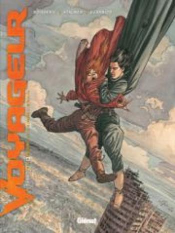 Couverture de l'album Voyageur - 4. Futur 4
