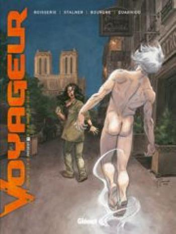 Couverture de l'album Voyageur - 5. Présent 1