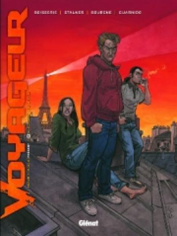 Couverture de l'album Voyageur - 6. Présent 2
