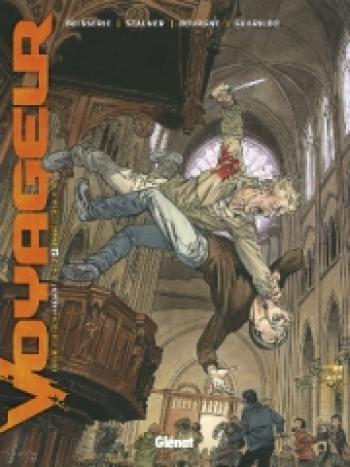 Couverture de l'album Voyageur - 8. Présent 4