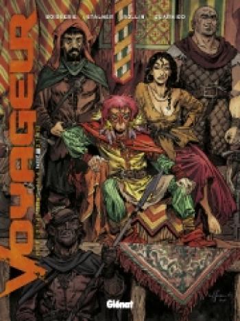 Couverture de l'album Voyageur - 9. Passé 1