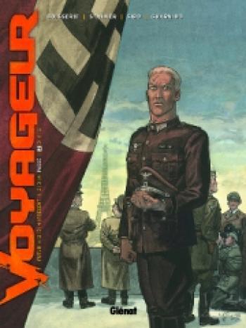Couverture de l'album Voyageur - 10. Passé 2
