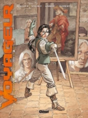 Couverture de l'album Voyageur - 11. Passé 3