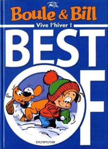 Couverture de l'album Boule & Bill (dès 2000) - HS. Best of - Vive l'hiver