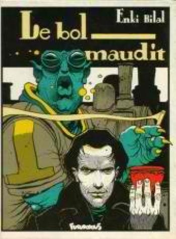 Couverture de l'album Le bol maudit (One-shot)