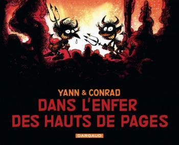 Couverture de l'album Dans l'enfer des hauts de pages (One-shot)