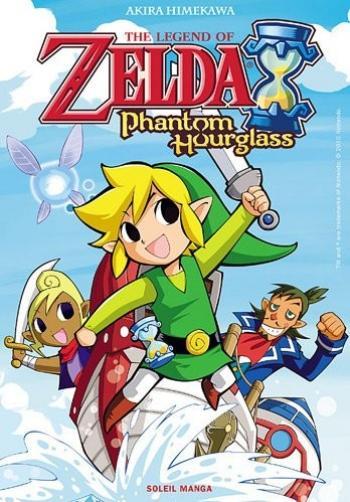 Couverture de l'album The Legend of Zelda - 10. Phantom Hourglass