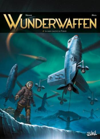 Couverture de l'album Wunderwaffen - 4. La Main gauche du Führer