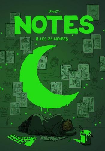 Couverture de l'album Notes - 8. Les 24 heures