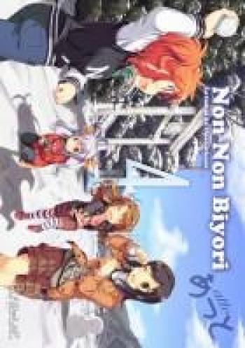 Couverture de l'album Non Non Biyori - 4. Tome 4