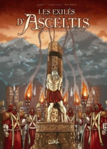 Couverture de l'album Les exilés d'Asceltis - 3. Le peuple trahi