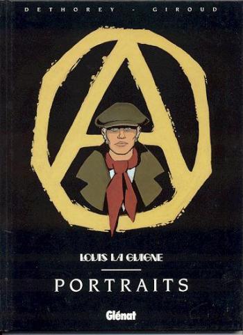 Couverture de l'album Louis la Guigne - HS. Portraits