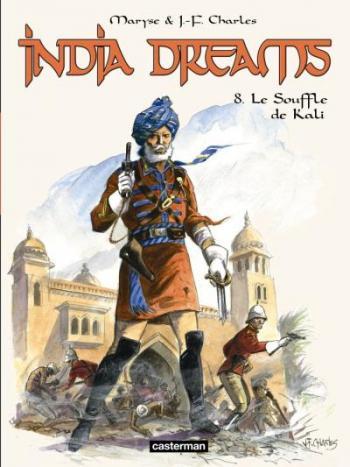 Couverture de l'album India Dreams - 8. Le Souffle de Kali