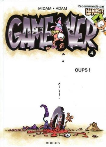 Couverture de l'album Game Over - 4. Oups !