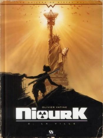 Couverture de l'album Niourk - 2. La ville