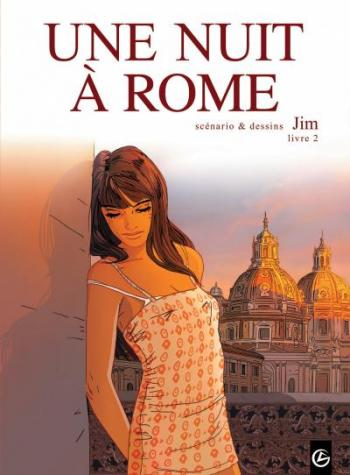 Couverture de l'album Une nuit à Rome - 2. Livre 2