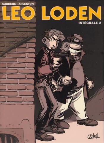 Couverture de l'album Léo Loden - INT. Intégrale 2