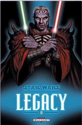 Couverture de l'album Star Wars - Legacy - 10. Guerre totale