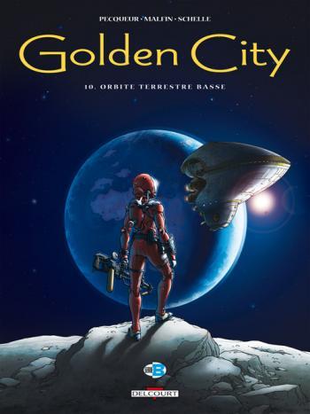 Couverture de l'album Golden City - 10. Orbite terrestre basse