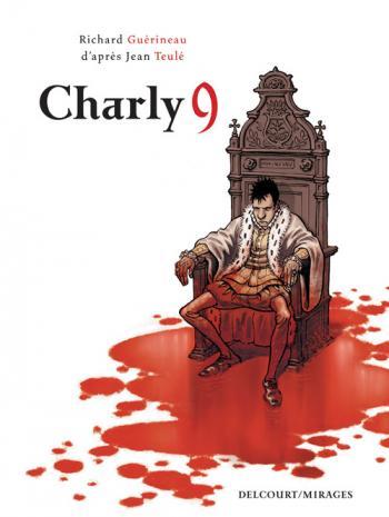 Couverture de l'album Charly 9 (One-shot)
