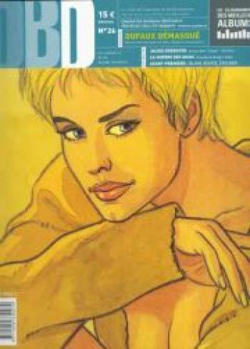 Couverture de l'album Les Dossiers de DBD - 26. Dufaux