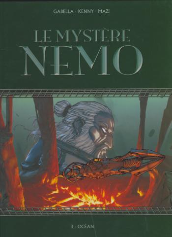Couverture de l'album Le mystère Nemo - 3. Océan