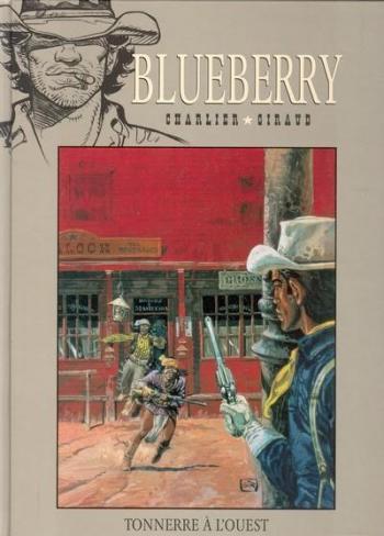 Couverture de l'album Blueberry - 2. Tonnerre à l'Ouest