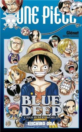 Couverture de l'album One Piece - HS. Blue Deep