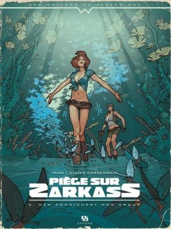 Couverture de l'album Piège sur Zarkass - 2. New Pondichery mon amour