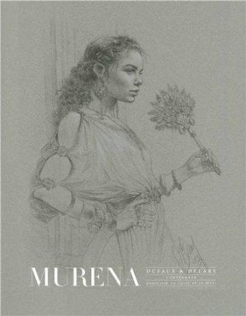Couverture de l'album Murena - INT. Le cycle de la mère