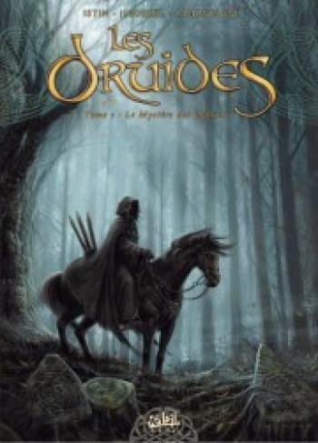 Couverture de l'album Les Druides - 1. Le mystère des Oghams