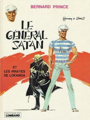 Couverture de l'album Bernard Prince - 1. Le general Satan