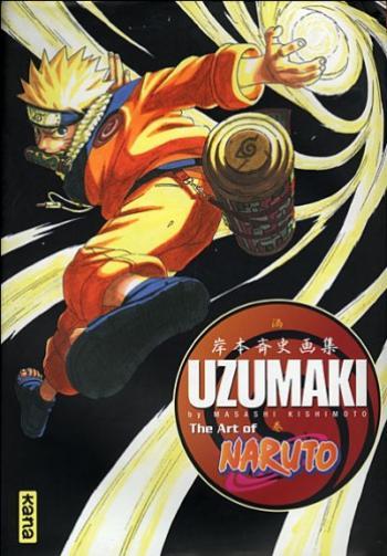 Couverture de l'album Naruto - HS. The art of Naruto (Artbook 1)