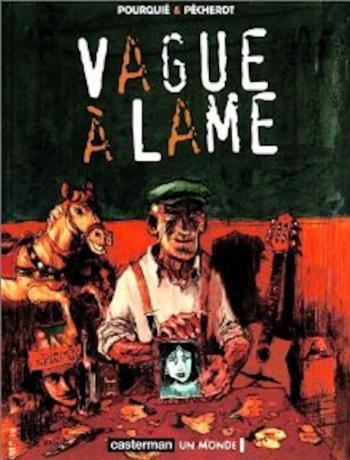 Couverture de l'album Vague à lame (One-shot)